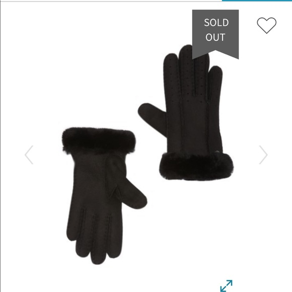 UGG Accessories - UGG Classic Genuine Dyed Shearling Gloves